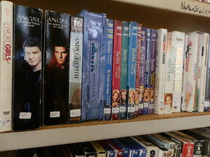 Boxed DVD sets- Buy 2  boxed sets for $10.00