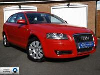 2006 (56) Audi A3 1.6 Special Edition Sportback 5 Door // 1 Lady Owner //