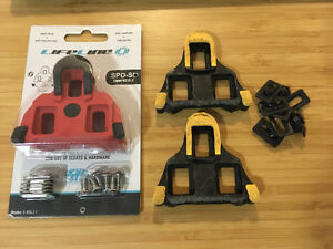 Shimano SPD-SL pedal cleats
