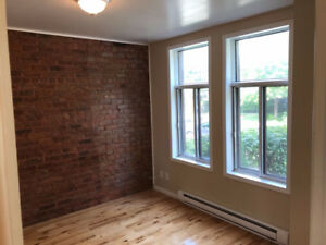 a spacious 5 1/2 for rent in NDG 5448 Coolbrook avenue montreal.