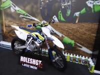 Husqvarna TC 85 Big Wheel Motocross Bike