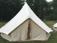 5m bell tent for sale