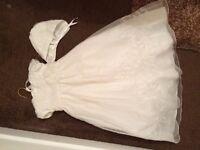 Stunning Sarah Louise Christening robe