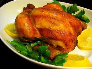 Pasture Raised Chicken