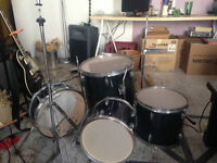 Old Drums & Cymbals