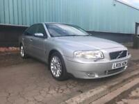 Volvo S80 2.4 2006 D5 SE Lux — Automatic — LONG MOT - SLIGHT GEARBOX ISSUE