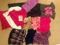 GARAGE SALE: KIDS CLOTHES and toys sat sept 24 8:30 to 10:30 am
