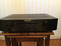 Marantz PM5005 Integrated Amplifier in Black.