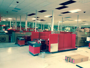 Store Closing Services **Buyers, Fixture Dismantling, Pack / S&H