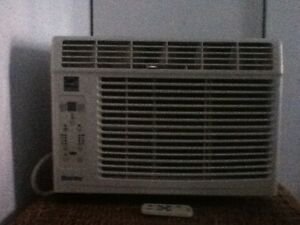 air conditioner/dehumidifyer
