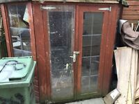 Free to collector summer shed