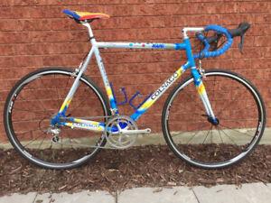 Colnago Dream 1997 Aluminum Frame Team Mapei Bike, Dura Ace