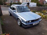 *BMW e30 316i - M50 conversion*
