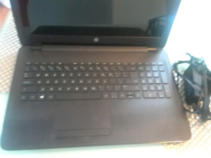 HP 15 Quad Core Laptop