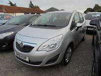Vauxhall/Opel Meriva 1.4 16v ( 100ps ) 2011MY Exclusiv