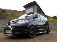 VW Transporter T5 Reimo Pop Top 4 berth High Spec Fully Converted Camper Van