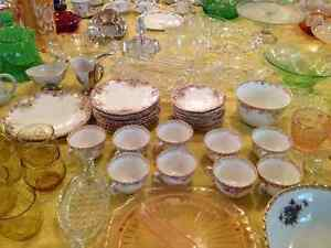 Depression Glass, China Glassware, Cups & Saucers, Pyrex Bowls Stratford Kitchener Area image 6