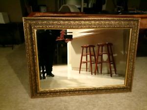 "Wall mirror 32""x44"""