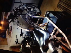 Custom mini chopper WANT GONE