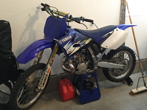 2005 Yamaha YZ250 $2900 OBO PRICE REDUCED!
