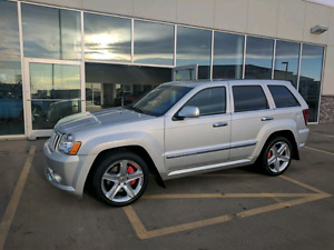 2010 Jeep SRT Grand Cherokee Only 31700kms