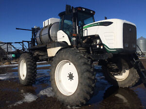 1756 HOURS !!! for a 8650 Wilmar High clearance sprayer