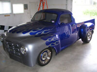 A VERY WELL DONE 1949 STUDEBAKER