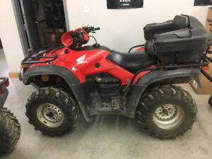 2009 HONDA 500 FOREMAN....FINANCING AVAILABLE