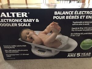 Salter Baby/Toddler Scale