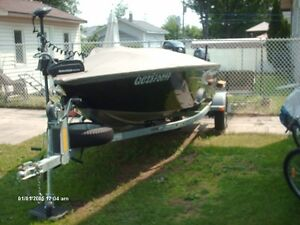 2011 Princecraft Starfish DLX,Pro162 Fishing Package Gatineau Ottawa / Gatineau Area image 9