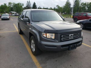 2008 Honda Ridgeline Pickup Truck...remote start, leather