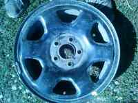 ford steel rims