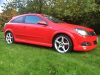 Vauxhall Astra Sri 1.9 cdti exterior pack , xp