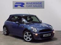 2004 Mini Convertible 1.6 Cooper 2dr 2 door Convertible