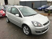 Ford Fiesta 1.2 Climate, *One former keeper* *very low mileage* Alloys, Ideal First Car, Warranty