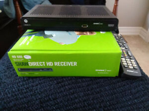 Shaw Direct Receiver