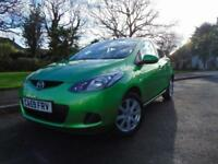 SUPERB 2009 MAZDA MAZDA2 1.3 TS2 IDEAL FIRST TIME CAR DRIVES BEAUTIFULLY