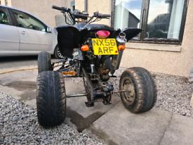 Road legal quad 500cc