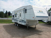 2007 Wildnerness Scout 235 with bunks