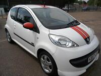 2007 Peugeot 107 1.0 Sport XS 45K £20 RFL Low Miles Low Ins Ideal First Car VGC