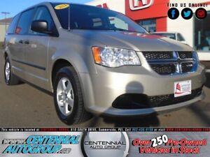 Dodge Grand Caravan SE   3.6L   V6   Bluetooth 2013