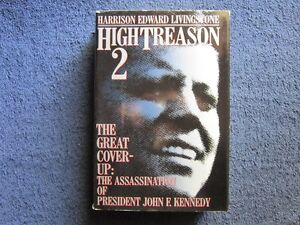 High Treason 2 by Harrison Edward Livingstone 1992