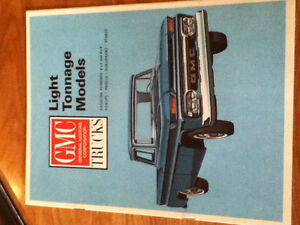 1966 GMC Trucks - Dealer Brochure
