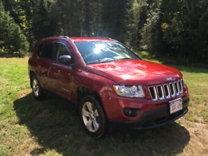 2012 Jeep Compass North Edition Hatchback
