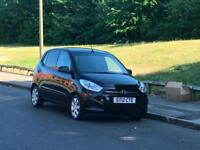 2012 12 Hyundai i10 1.2 classic + LONG MOT + £20 TAX + CHEAPEST IN THE COUNTRY +
