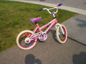 Girls Illusion Supercycle 16 inch wheel