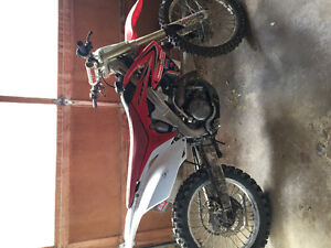 Honda CRF 450r mint condition