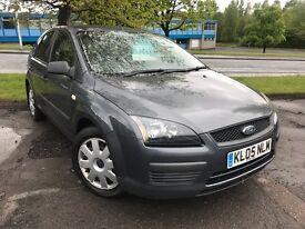 Ford Focus 1.6 LX (grey) 2005