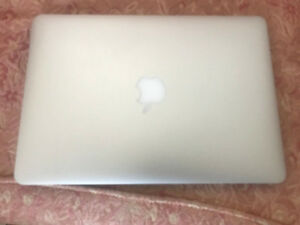 "late apple  2012 13"" retina display /i7 2.9ghz/8gbram/256ssd"