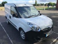 2014 14 Vauxhall Combo 1.6CDTi 16v 105PS L1H1 AIRCON 5 Seats CREW Van